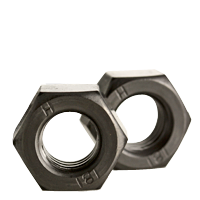 M10-1.5 Finished Hex Nut Steel Class 8.8 Plain Din 934