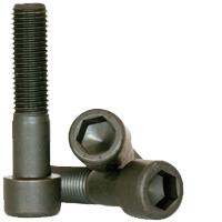 M10-1.50X60 Socket Head Cap Screw Partially Threaded Alloy Steel Class 12.9 DIN 912 ISO 4762