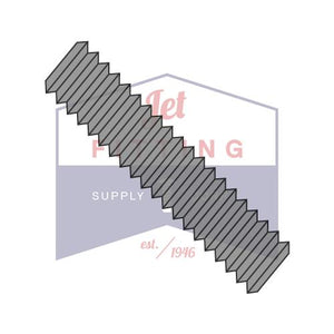 1-8X5 1/4  ASTM A193 ASME B16.5 Steel Grade B7 Plain Stud Continuous Thread