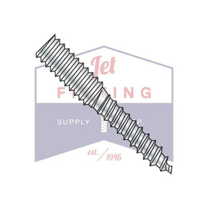 10-24X3 1/2  Hanger Bolt Full Thread Steel Zinc