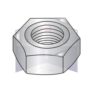 Hex Weld Nuts Metric 3 Projections & Center Pilot Ring Stainless Steel A2 (18-8) DIN 929