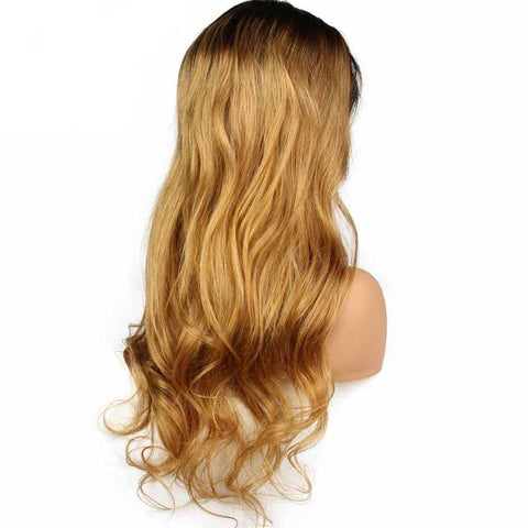 Perruque Lace Wig Brésilien BODY WAVE ombré