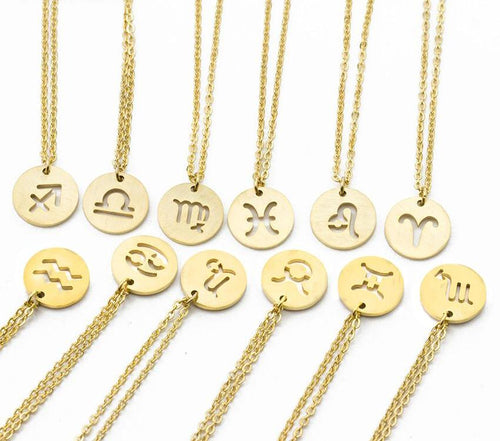 Horoscope Astrology Zodiac (sign) Necklace