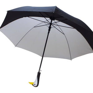 Penguin Black and White Umbrella - the-southern-magnolia-too