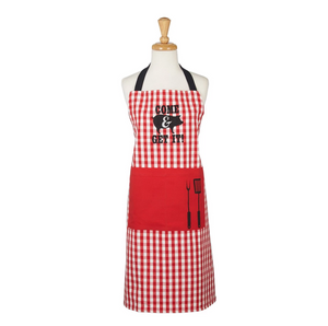 Come & Get It Printed Chef's Apron - the-southern-magnolia-too