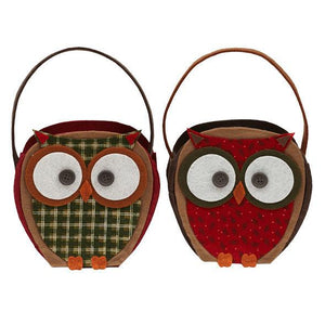Owl Gift Bags - Set of 2 - the-southern-magnolia-too