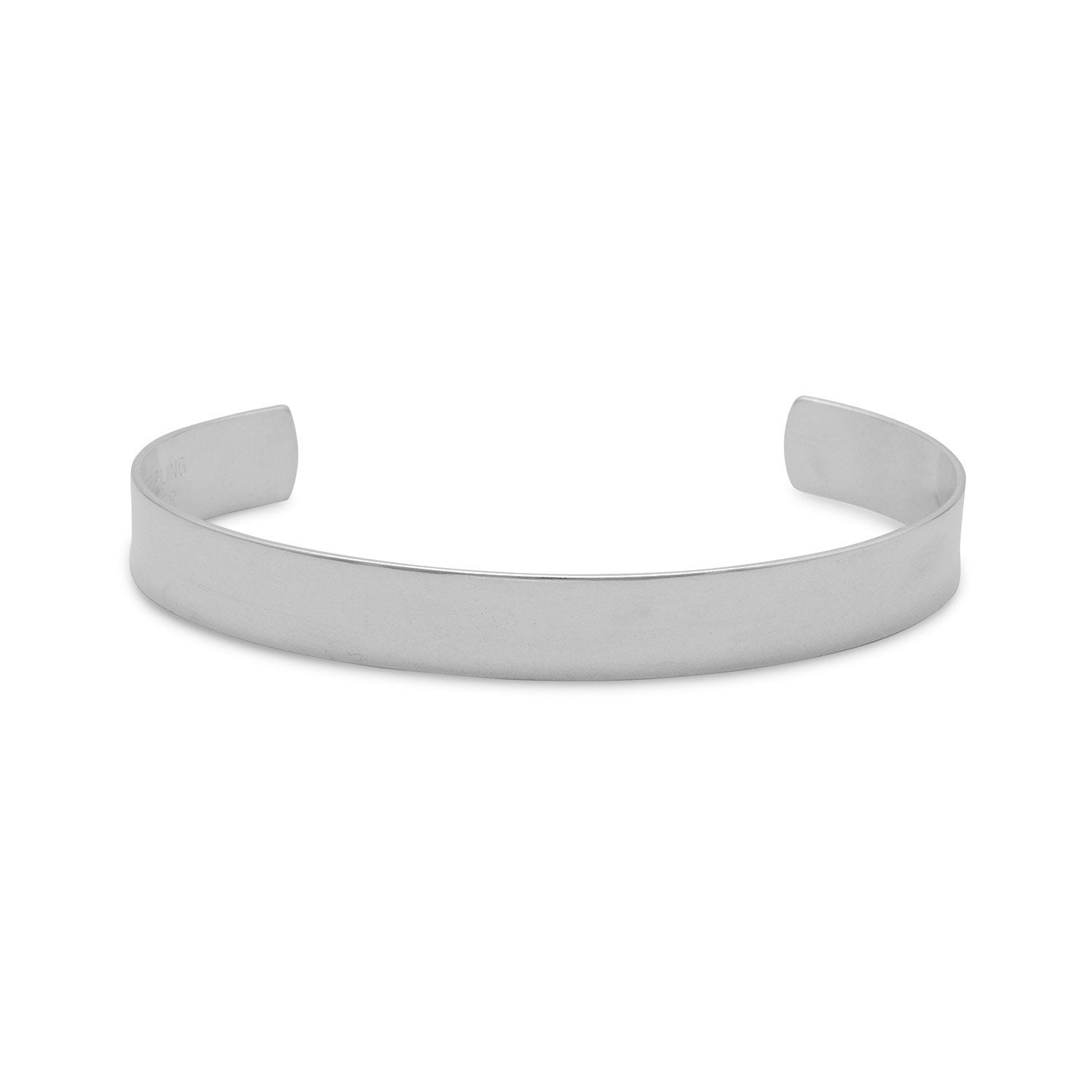Polished Cuff Bracelet - the-southern-magnolia-too