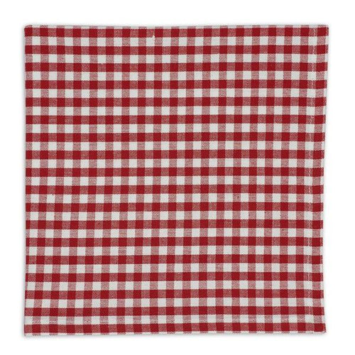Red Checkin Little Napkin Set - the-southern-magnolia-too