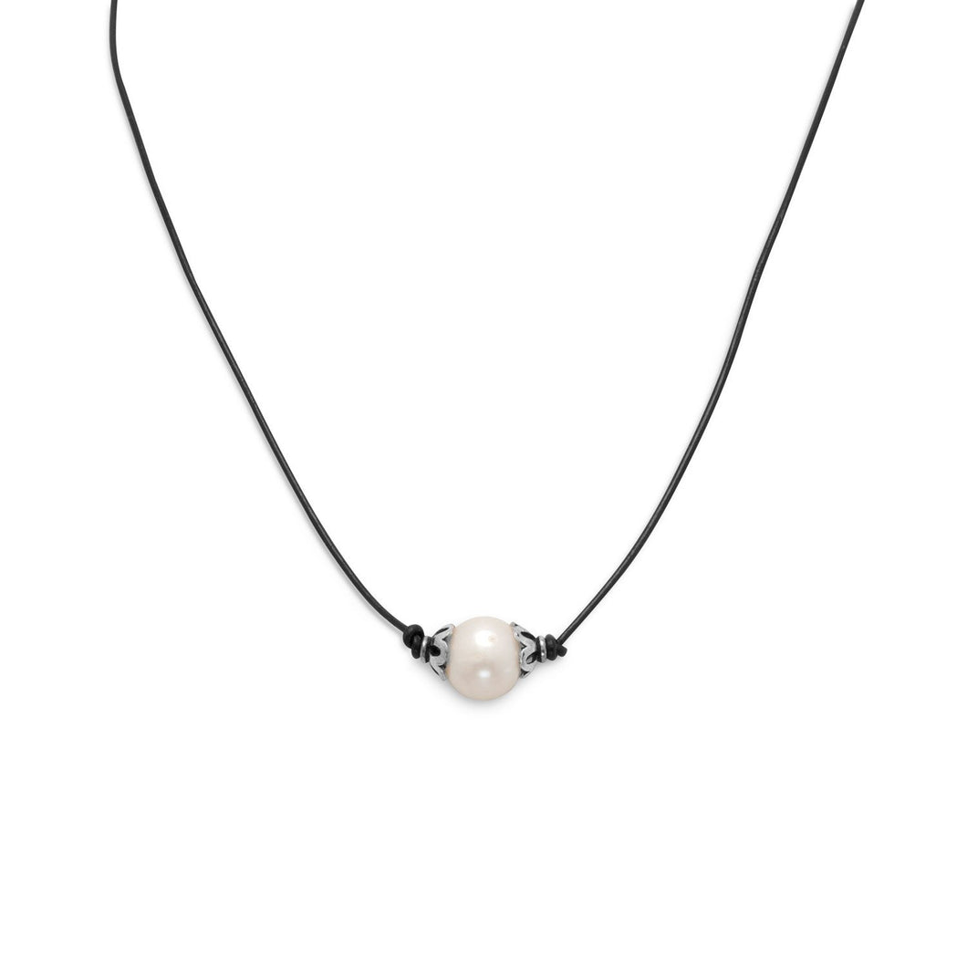 Susie Cultured Freshwater Pearl Necklace - the-southern-magnolia-too