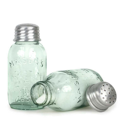 Mini Mason Jar Salt Shakers - the-southern-magnolia-too