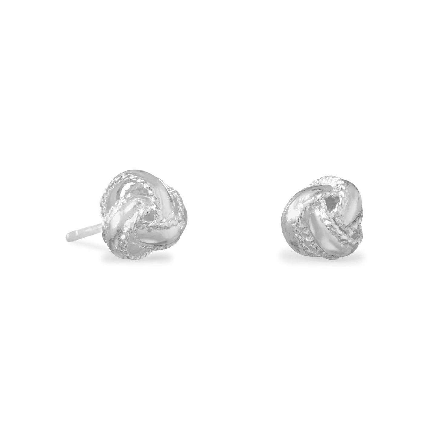 Love Knot Stud Earrings - the-southern-magnolia-too