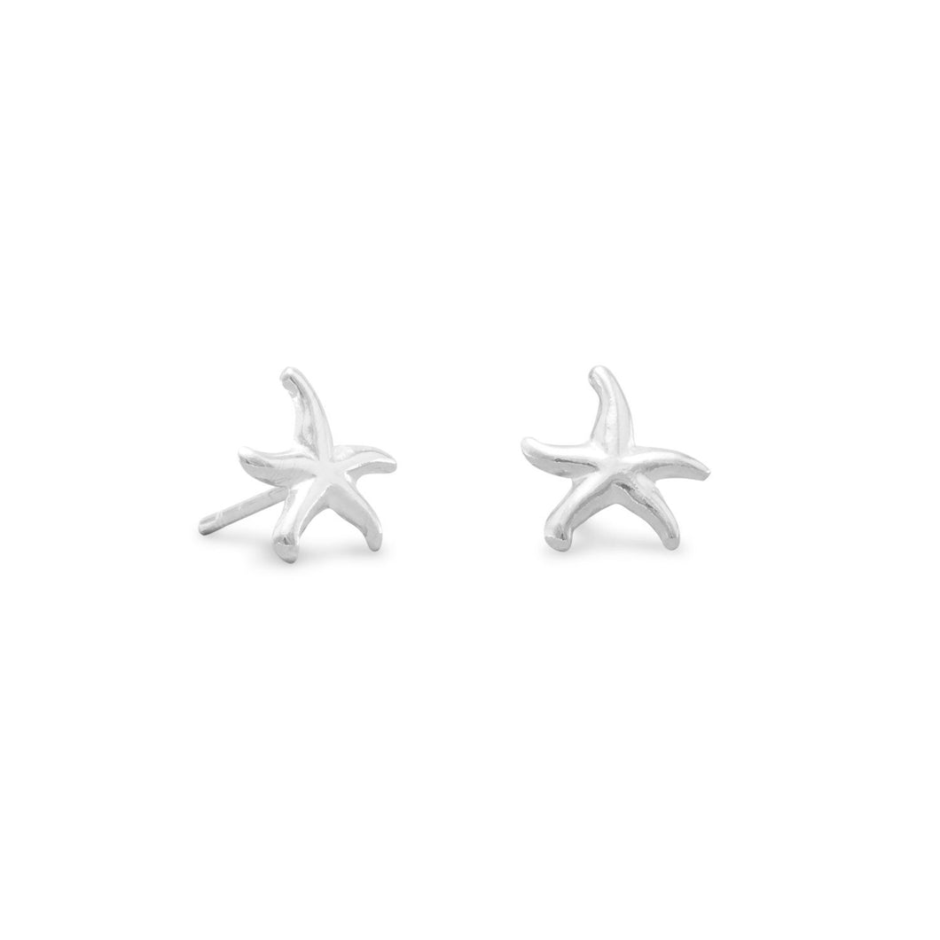 Starfish Stud Earrings - the-southern-magnolia-too