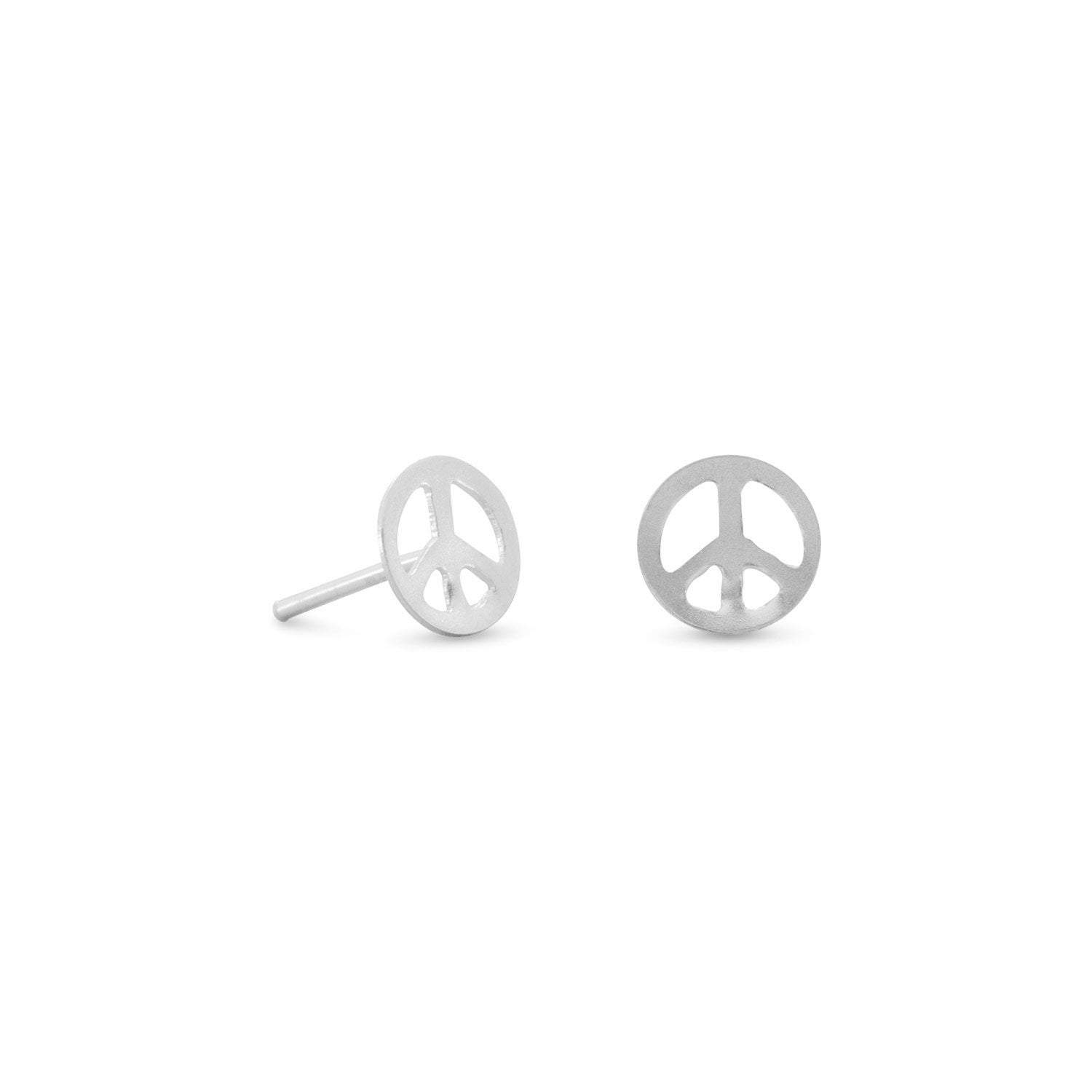 Peace Sign Earrings - the-southern-magnolia-too