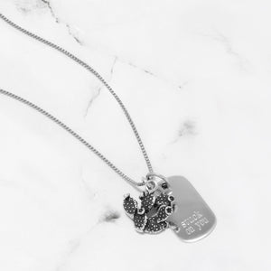 Engravable Tag Pendant - the-southern-magnolia-too