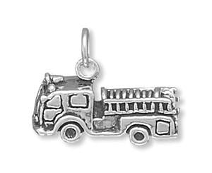 Fire Truck Charm - the-southern-magnolia-too