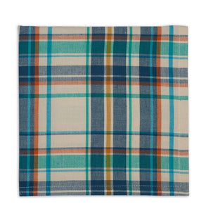 Happy Camper Plaid Napkin Set - the-southern-magnolia-too