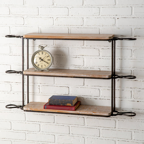 Rolling Pin Hanging Shelf - the-southern-magnolia-too
