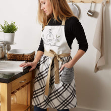 Load image into Gallery viewer, Home Sweet Farmhouse Printed Apron - the-southern-magnolia-too