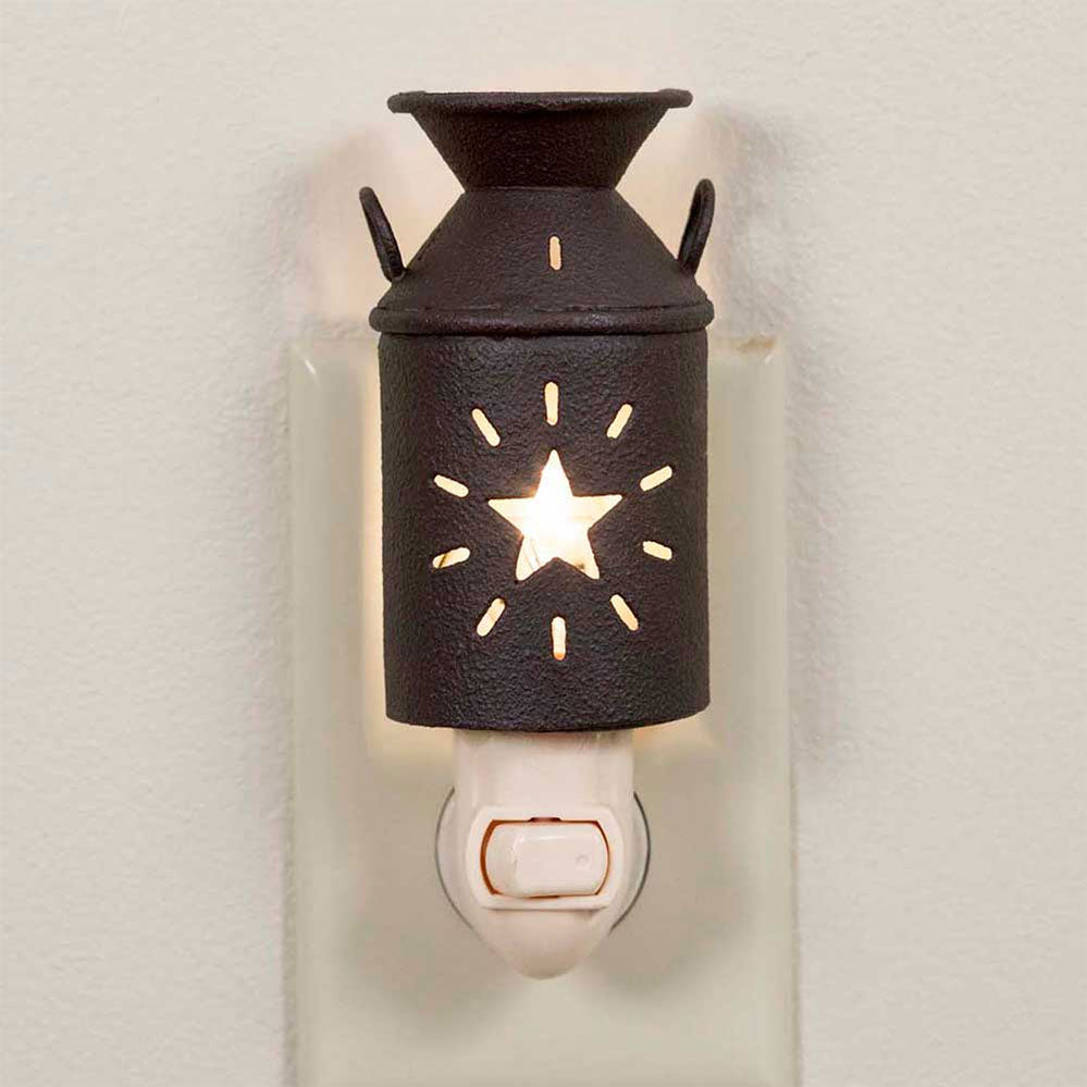 Star Milk Pitcher Night Light - the-southern-magnolia-too