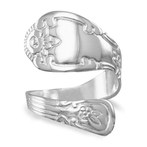 High Polish Spoon Ring - the-southern-magnolia-too