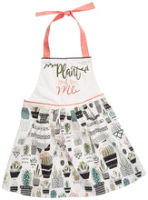 Load image into Gallery viewer, Plant One On Me Printed Apron - the-southern-magnolia-too