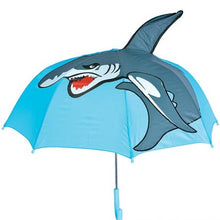 Load image into Gallery viewer, Shark Umbrella - the-southern-magnolia-too