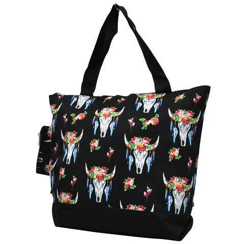 Canvas Tote Bag with Handles - the-southern-magnolia-too