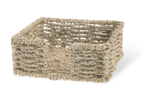 Seagrass Cocktail Napkin Holder - the-southern-magnolia-too