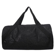 Load image into Gallery viewer, Glitz and Glam Glitter Sparkle Medium Duffle Bag - the-southern-magnolia-too
