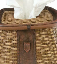 Load image into Gallery viewer, Fishing Basket Tissue Box - the-southern-magnolia-too