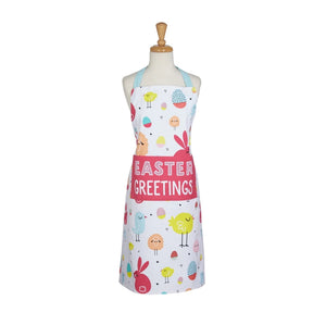 Easter Hipster Print Chefs Apron - the-southern-magnolia-too