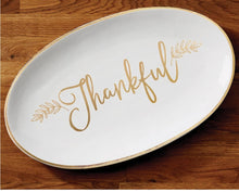 Load image into Gallery viewer, Thankful Platter - the-southern-magnolia-too