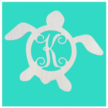 Load image into Gallery viewer, Turtle Wood Monogram - the-southern-magnolia-too