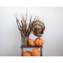 Load image into Gallery viewer, Handmade Natural Palm Turkey Centerpiece - the-southern-magnolia-too