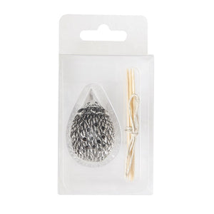 Pewter Hedgehog Toothpick Holder - the-southern-magnolia-too