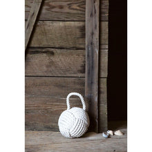 Load image into Gallery viewer, Nautical Rope Knot Doorstop - the-southern-magnolia-too