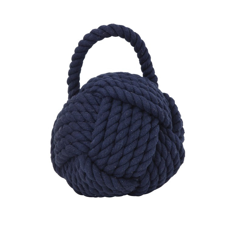 Nautical Rope Knot Doorstop - the-southern-magnolia-too
