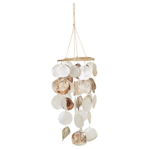 Capiz Shell Wind Chime***Available in January*** - the-southern-magnolia-too