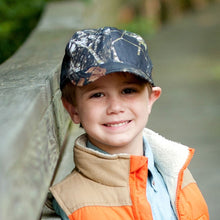 Load image into Gallery viewer, Woods Camo Baseball Hat for Children - the-southern-magnolia-too