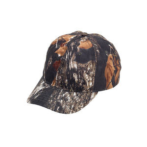 Woods Camo Baseball Hat for Children - the-southern-magnolia-too