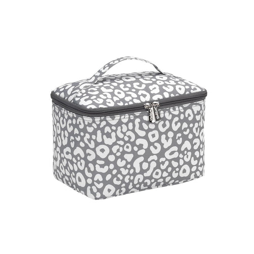 Smokey Leopard Cosmetic Bag - the-southern-magnolia-too