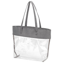 Load image into Gallery viewer, Clear Stadium Tailgate Tote Bag Purse - the-southern-magnolia-too