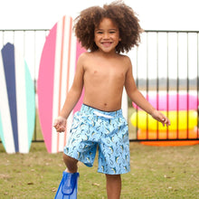 Load image into Gallery viewer, Hooked Boy's or Girl's Swim Trunks Suit Cover Beach Shorts - the-southern-magnolia-too
