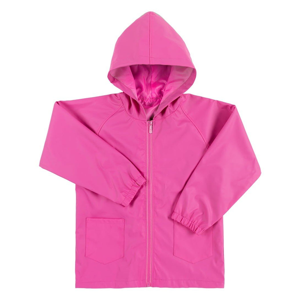 Child Kids' Hot Pink Rain Jacket Girl Boy Toddler - the-southern-magnolia-too