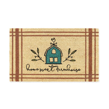 Load image into Gallery viewer, Home Sweet Farmhouse Doormat - the-southern-magnolia-too