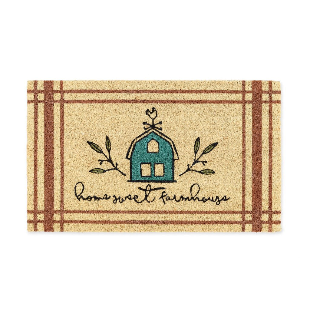 Home Sweet Farmhouse Doormat - the-southern-magnolia-too