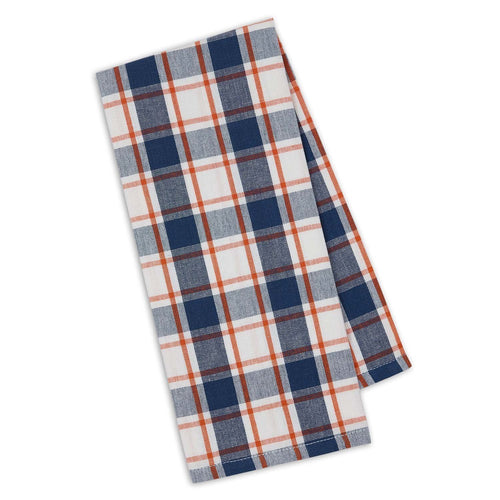 Autumn Farmhouse Plaid Dishtowel - the-southern-magnolia-too