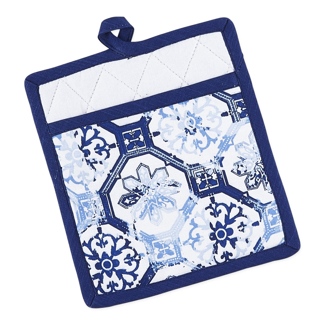 Lisbon Printed Potholder - the-southern-magnolia-too