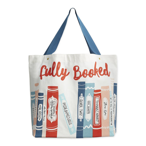 Fully Booked Tote - the-southern-magnolia-too