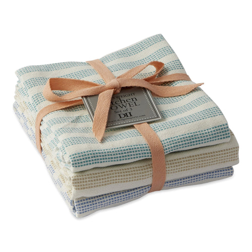 Heavy Weight Tide Pool Dish Towel Set